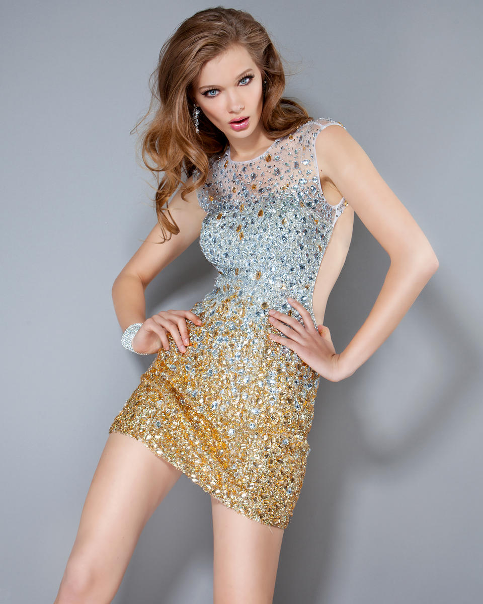 Jovani Short Dresses