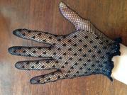 G14 black crochet