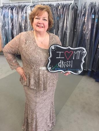 Plus size evening gowns in houston texas