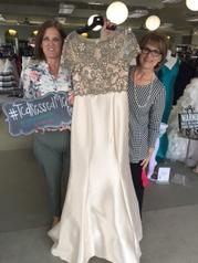 Tony bowls tb11688 mother of the bride stacey wedding in for Plus size wedding dresses houston tx