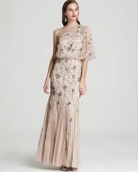 Luxe Collection Beaded Net Gown