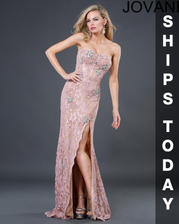 73118 Orig: $790 Jovani 73118 In Stock