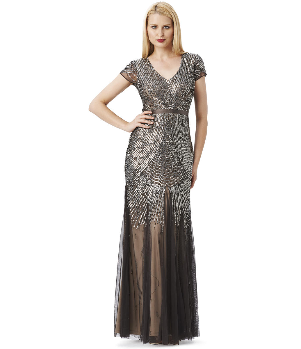 Adrianna Papell Prom Dress - Ocodea.com