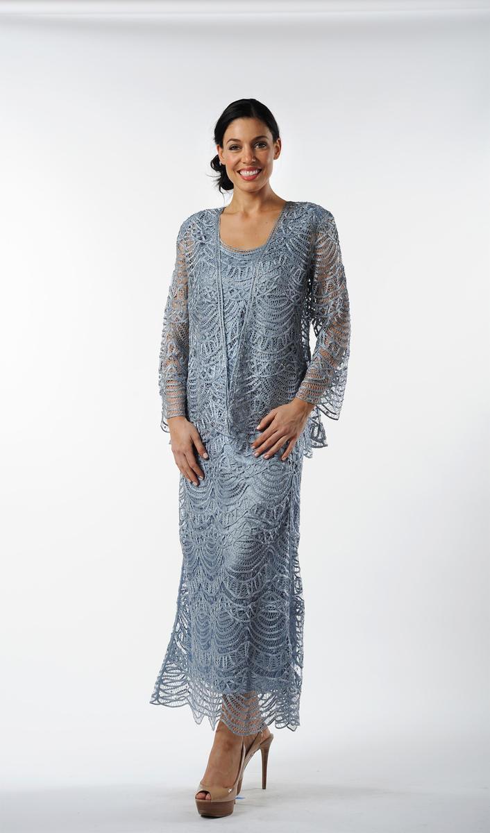 Lorelei - 3 Piece Dress Set Beaded