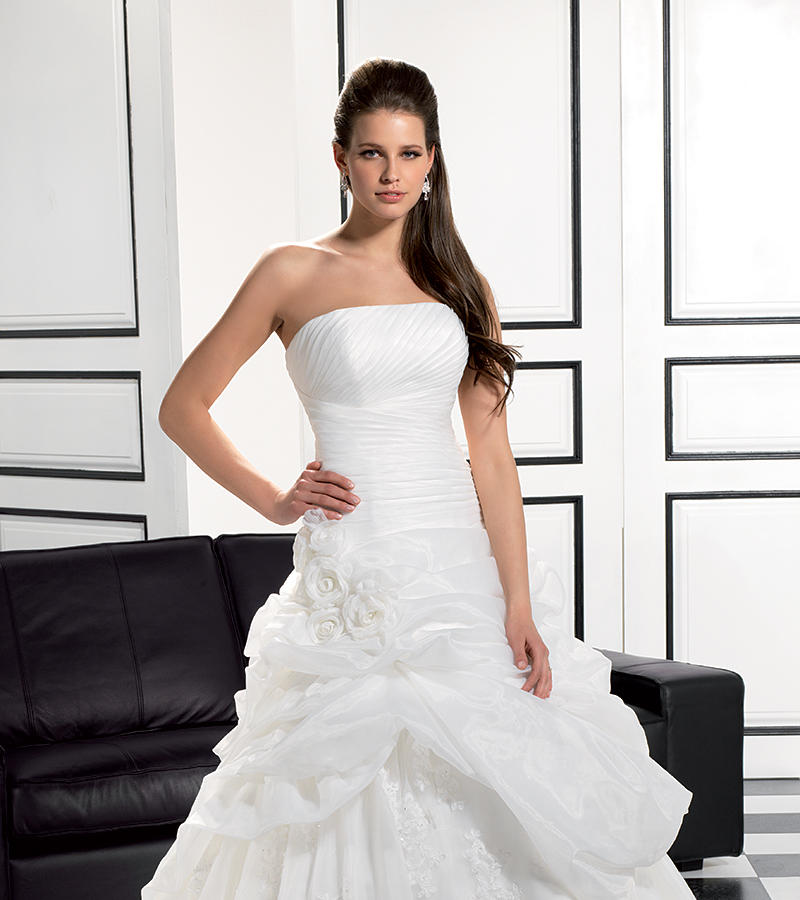 Organza/Beaded Corded Lace/Soft Tulle