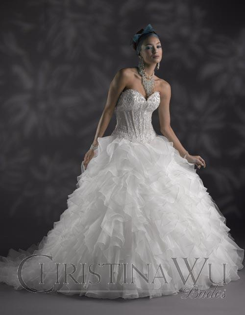 Christina Wu Bridal