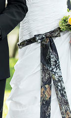 Camo Sash Camouflage Dress Belt