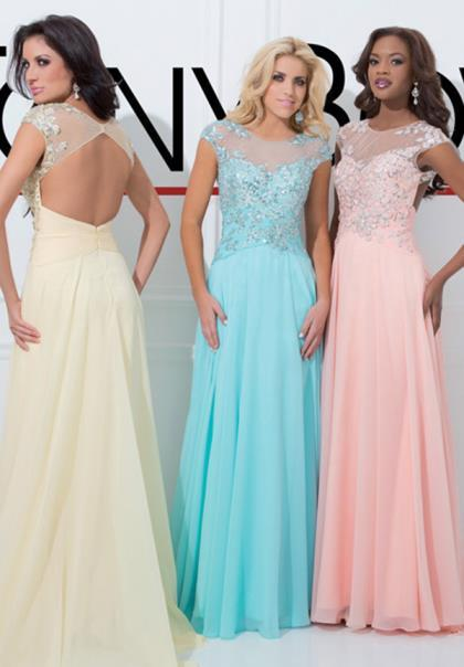 Tony Bowls in Stock Sale Dress