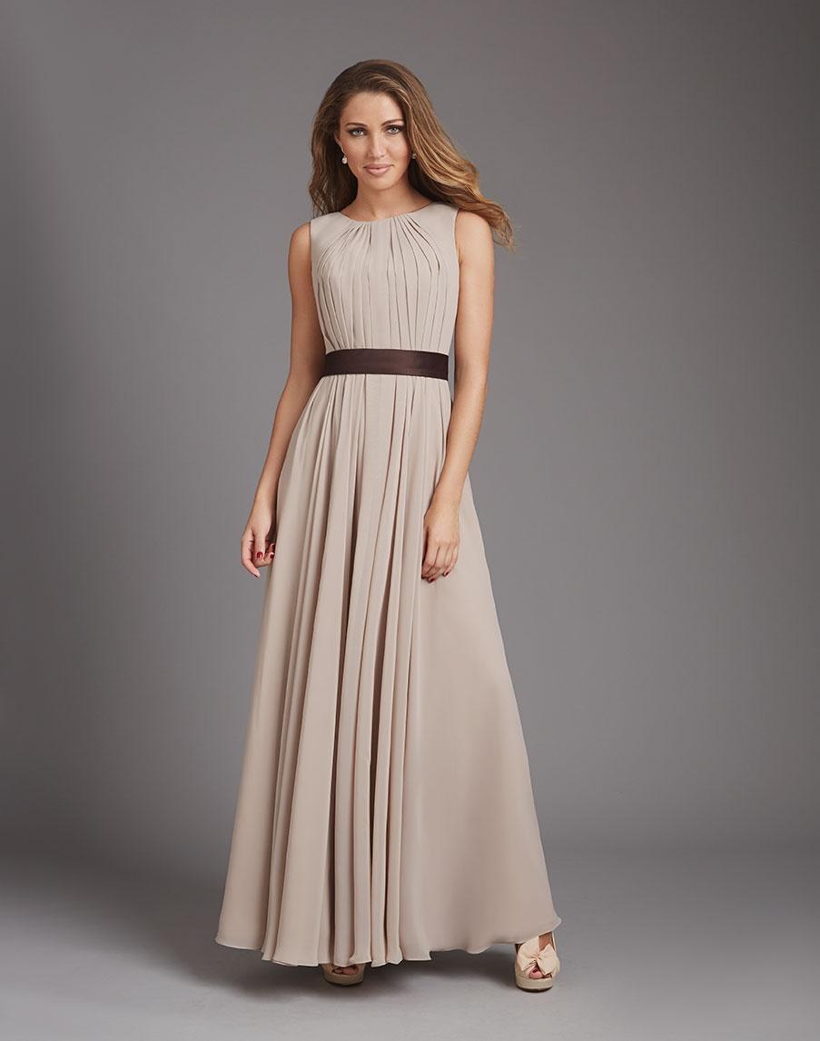 Allure bridesmaid dress