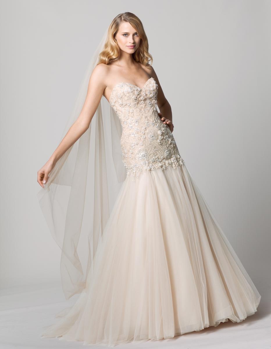 Watters in Stock Sale Dress