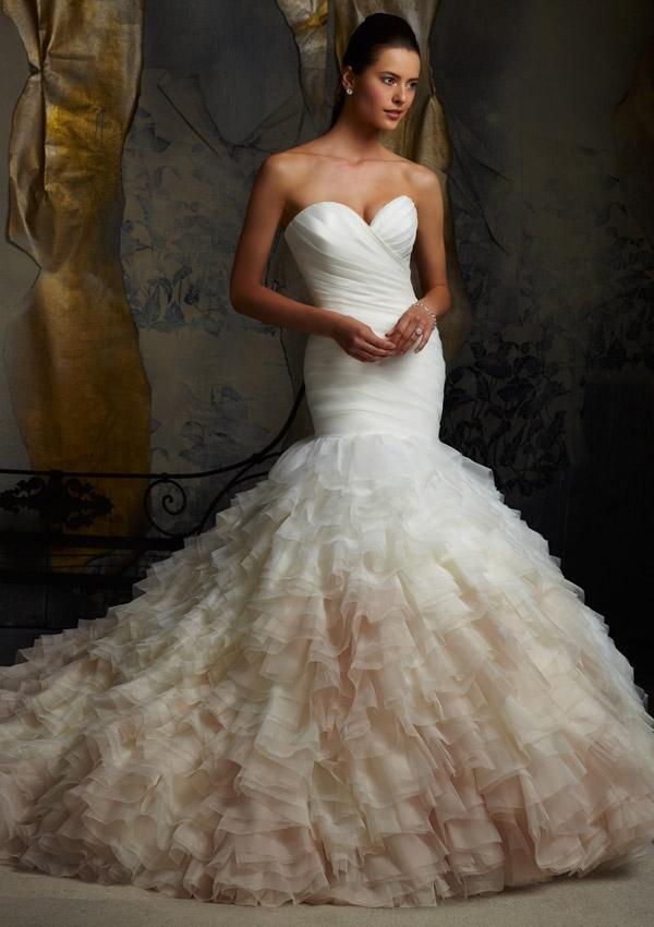 Mor Lee Bridal Gown