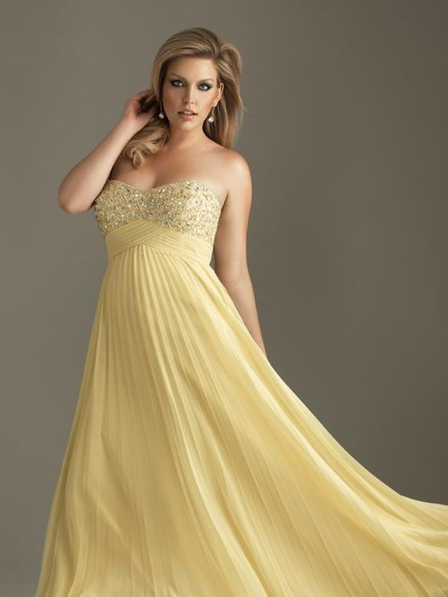 NIGHT MOVES PROM DRESS