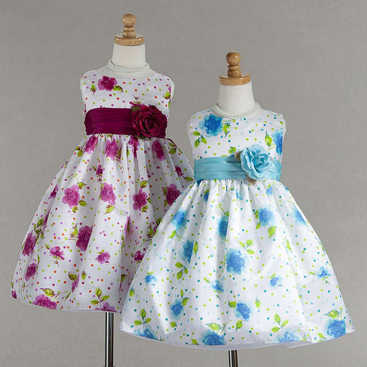 Платье для детей своими руками