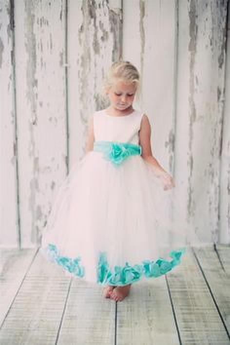 Kids Dream flower girl dress