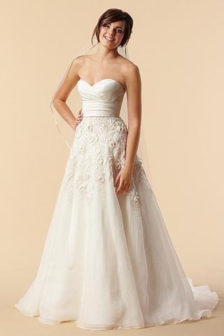 Lasara Watters bridal gown