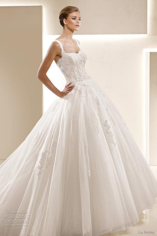 La Sposa instock Sale Dress