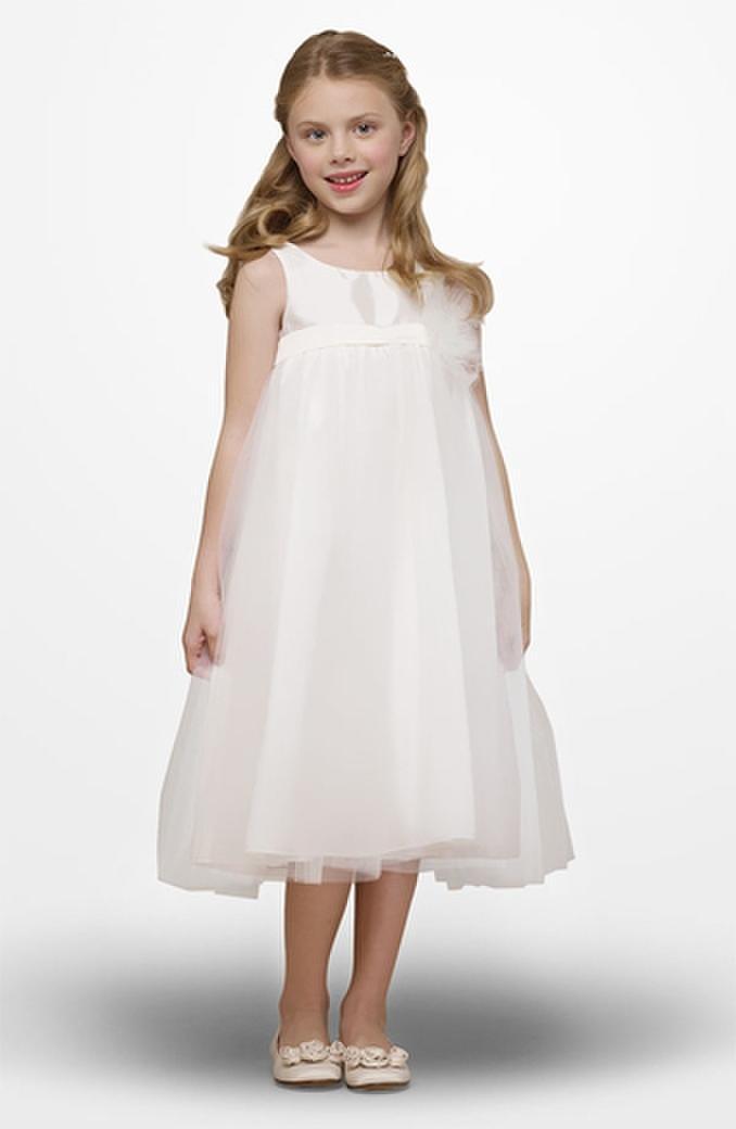 Flower Girl Dresses-Super SALE Blossoms Bridal & Formal Dress Store