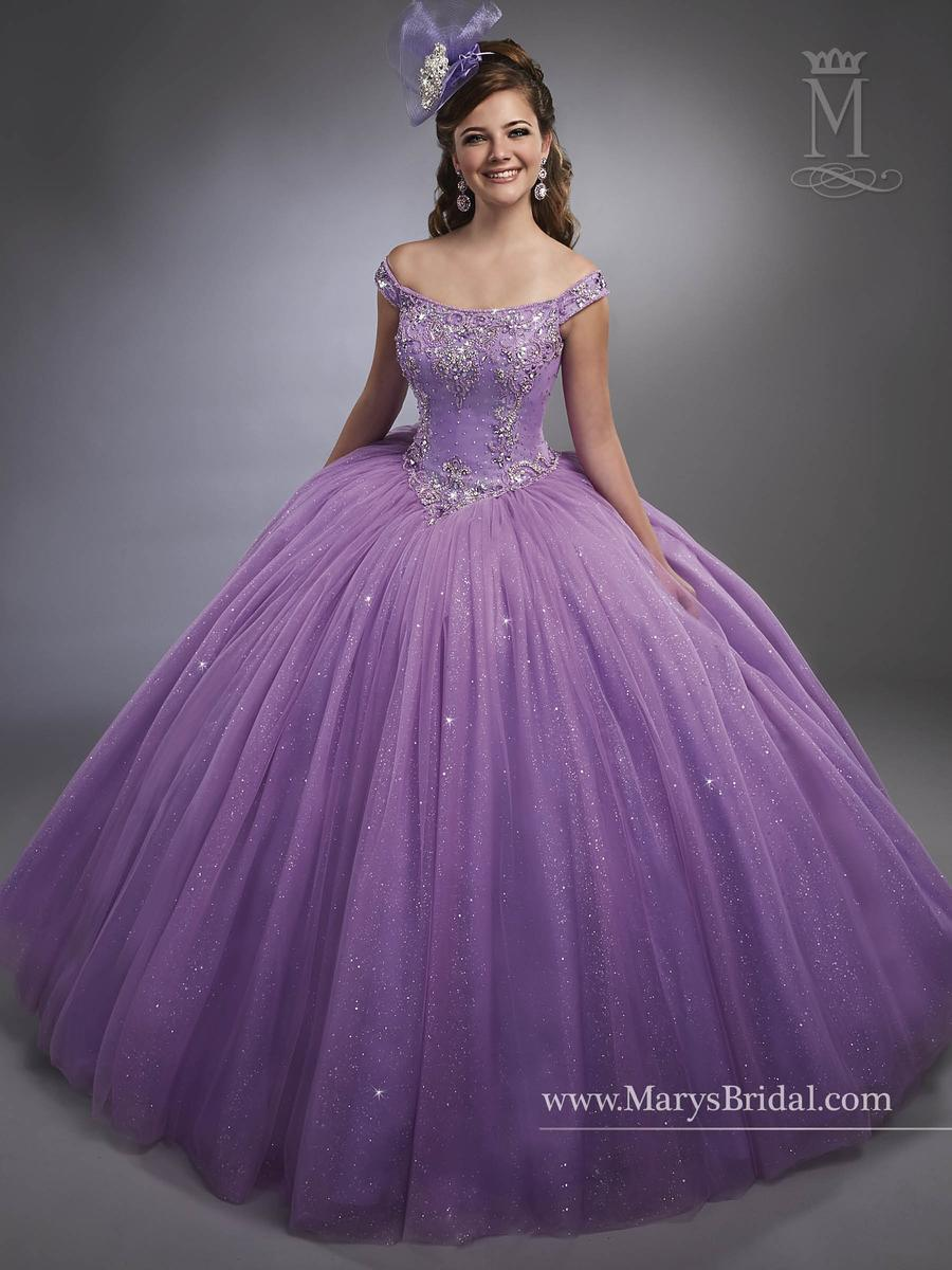 Marys Bridal 4771 Quinceanera Dress