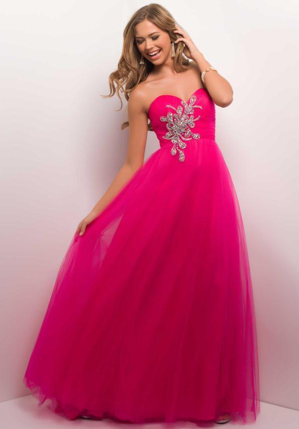 Blush Prom 9512