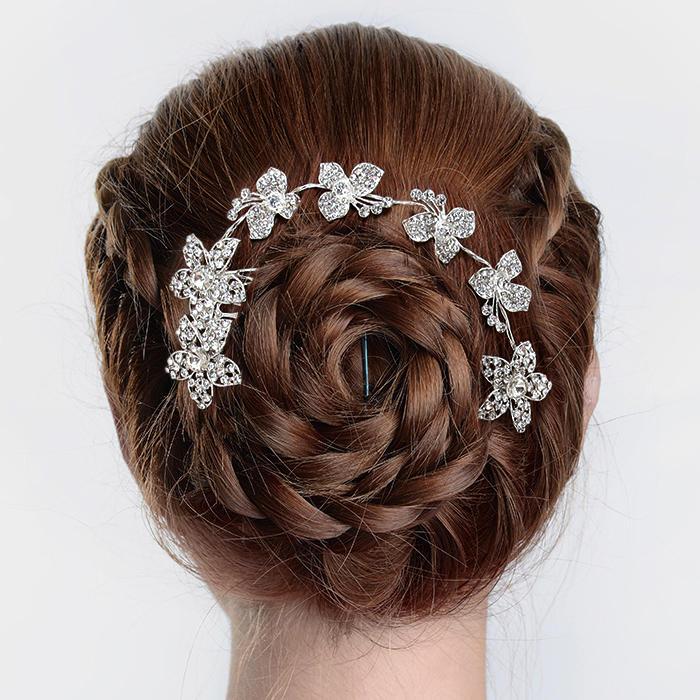 Bridal crystal rhinestone