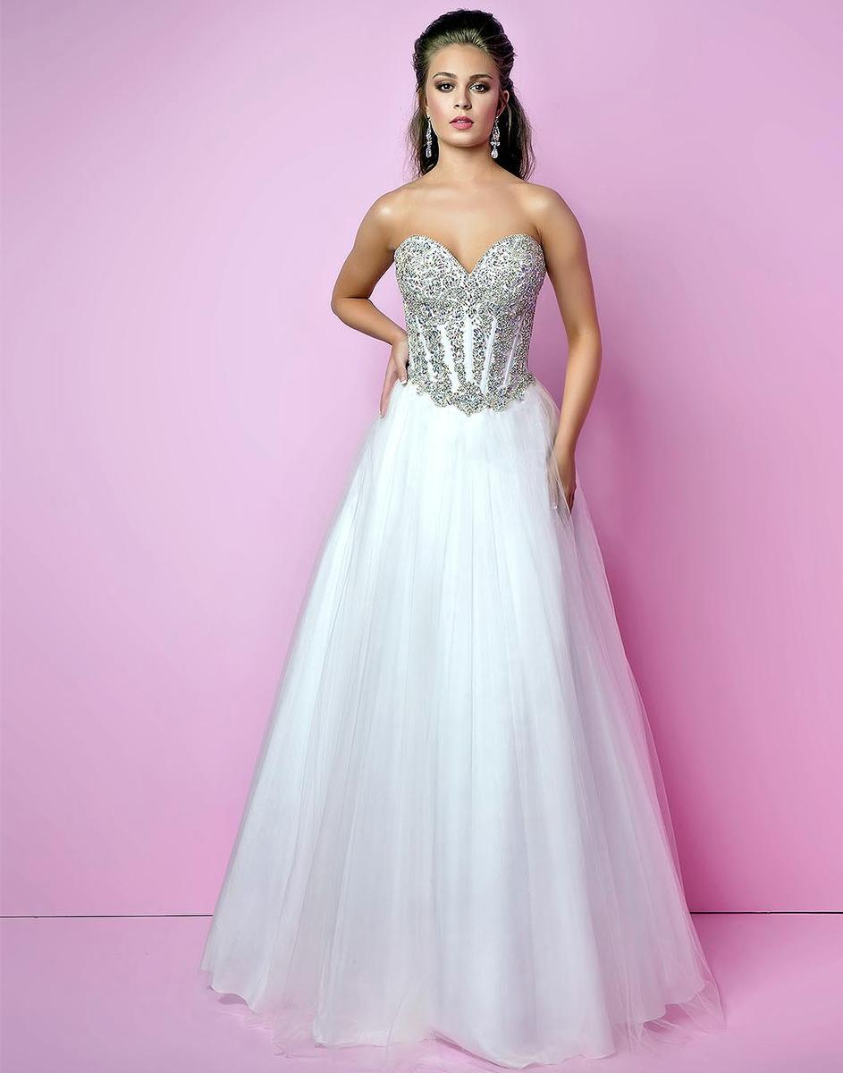 Landa Splash Prom Dress