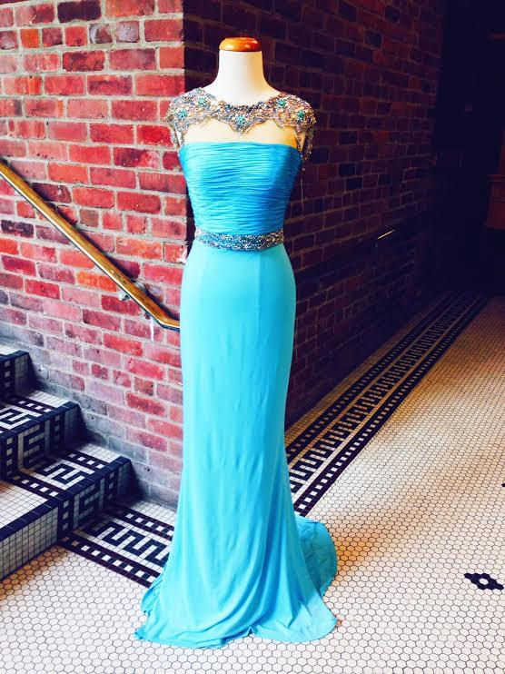 Sherri Hill Custom Pageant Gown