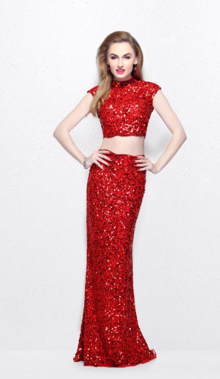 Primavera Two Piece Dress