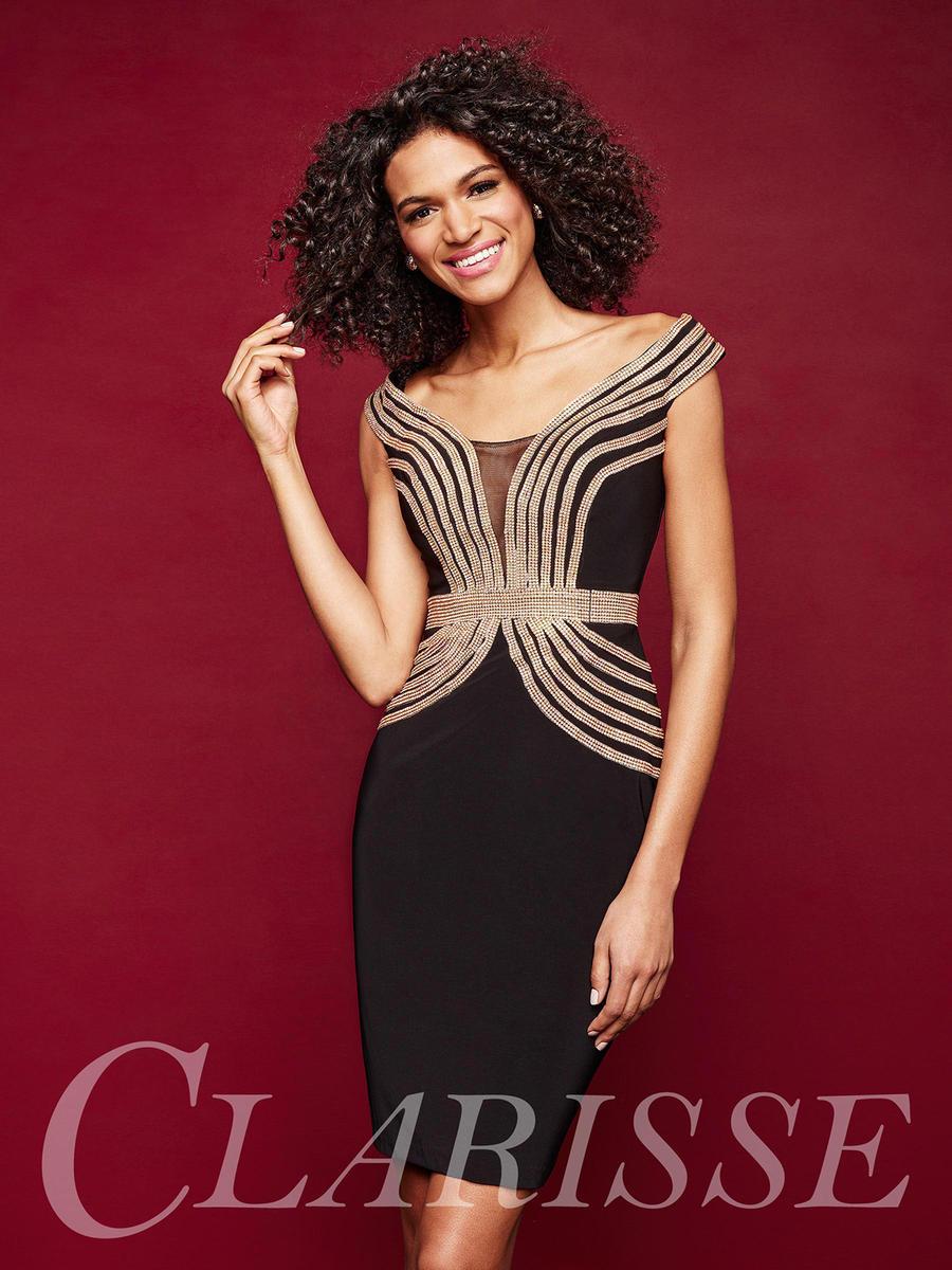 Clarisse Short Dress