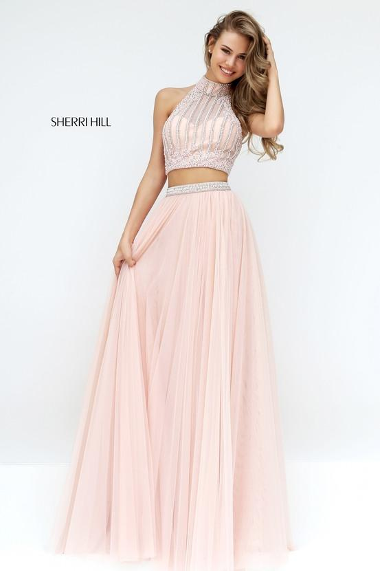 Sherri Hill Two-Piece dress