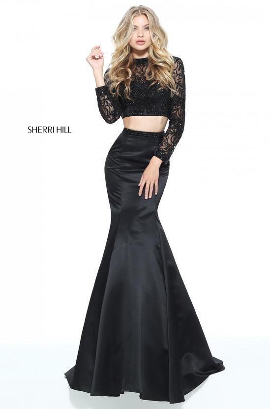 Sherri Hill Two-Piece Dress
