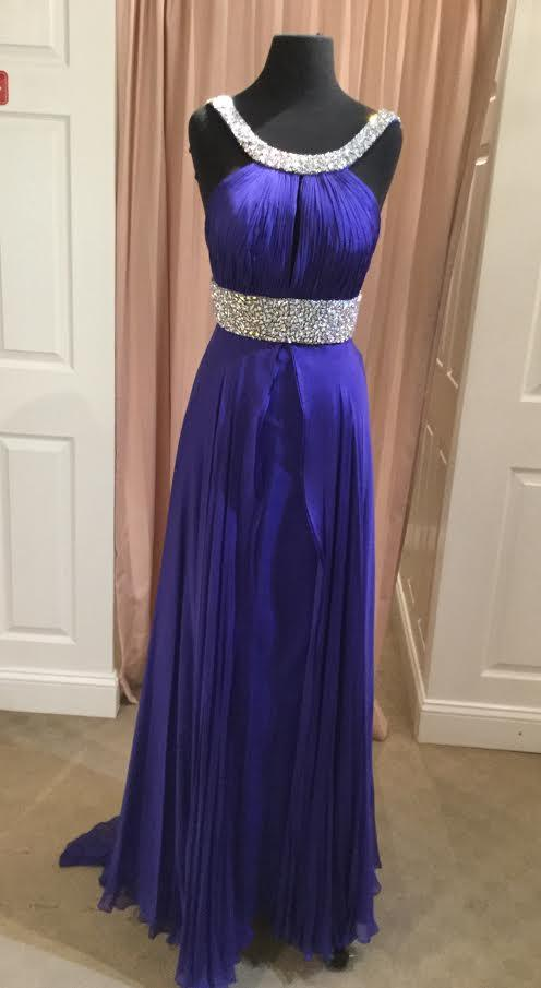 Mac Duggal Pageant Couture dress