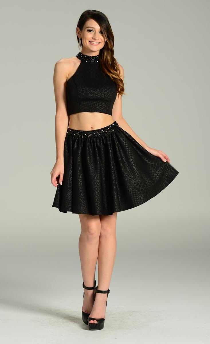 POL Halter Two Piece
