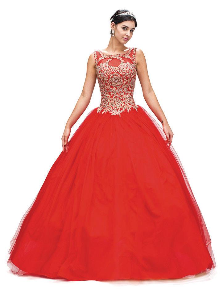 DQ Princess Dress