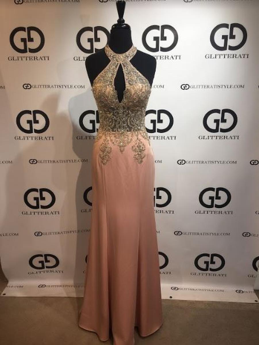 Glitterati Exclusive Jovani Gown