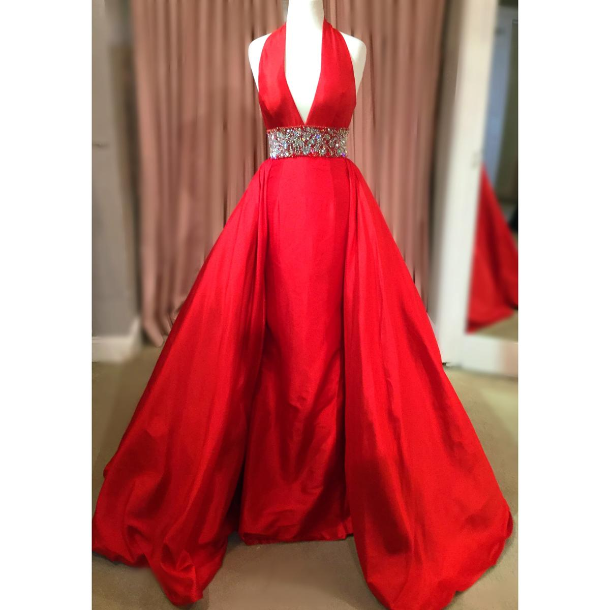 Sherri Hill Couture Pageant Dress