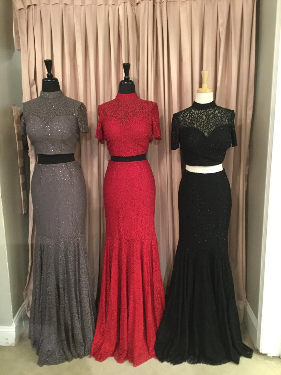 Glitterati EXCLUSIVE Prom 2017 dress