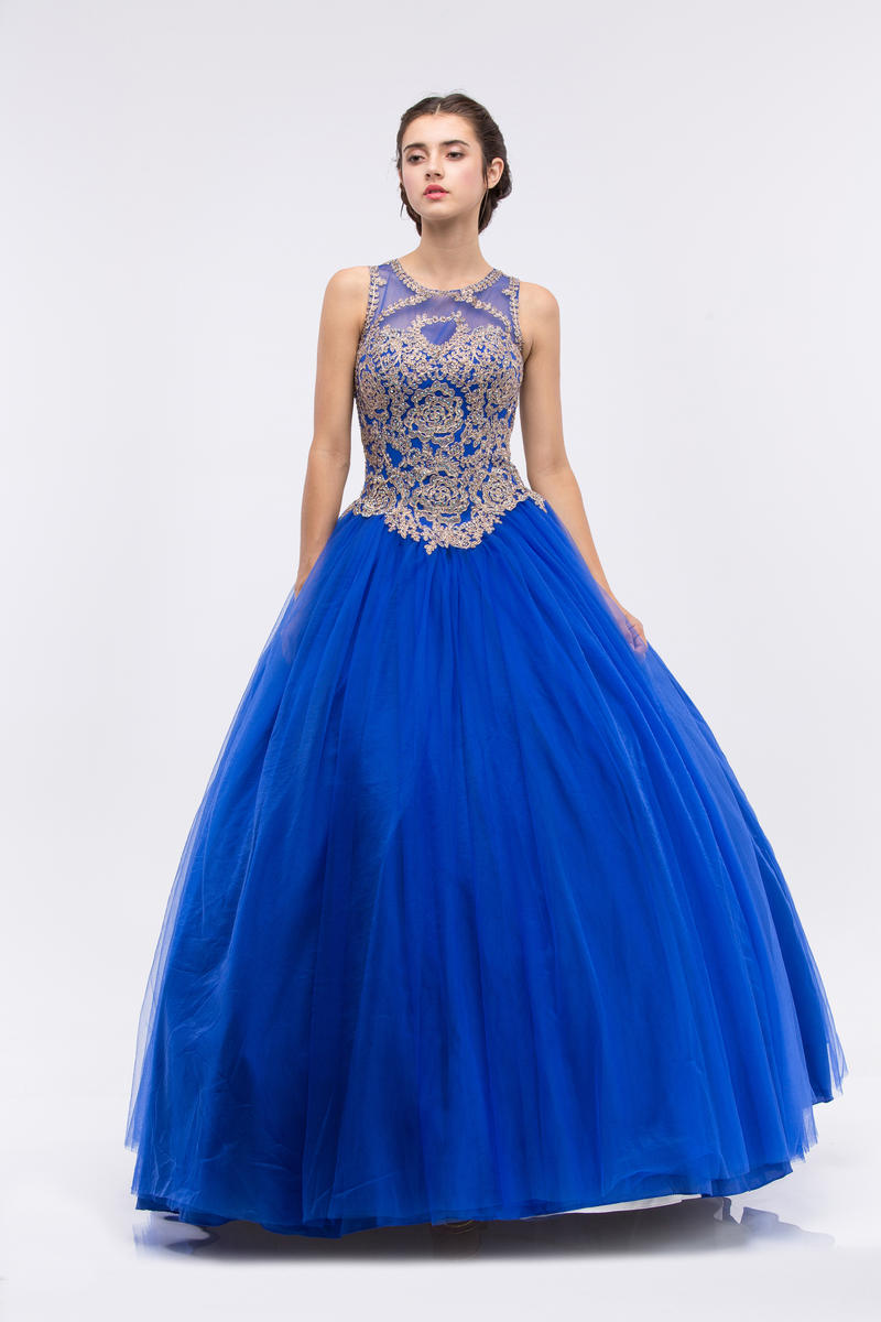 10ff9af636 Royal Blue Ombre Sweet 16 Dresses Fashion Dresses