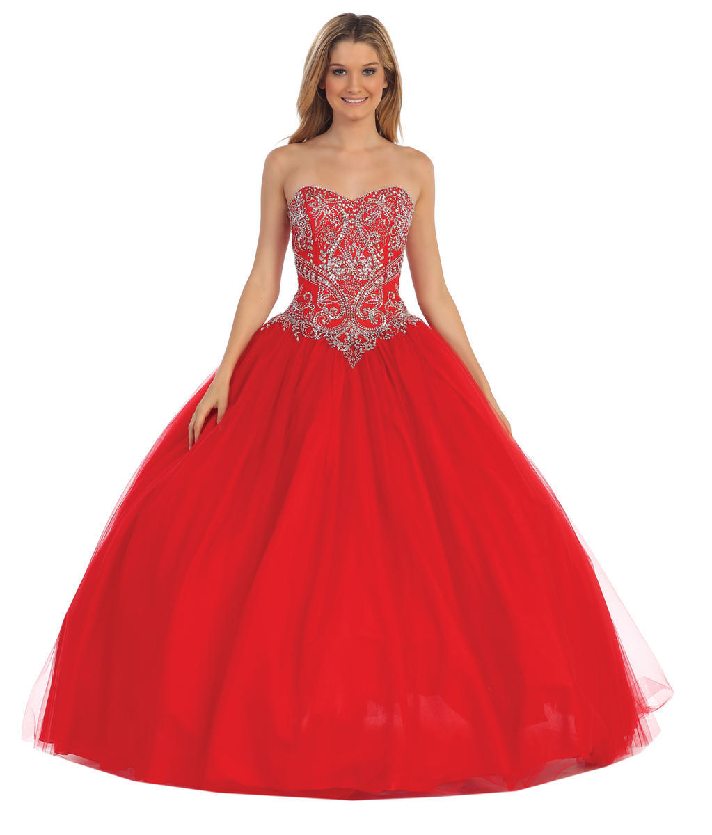Queen Gown Dress