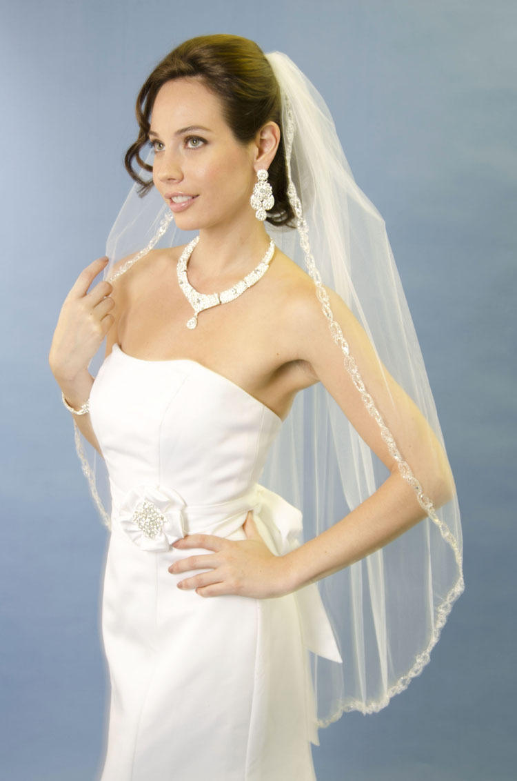Ansonia Bridal Veil