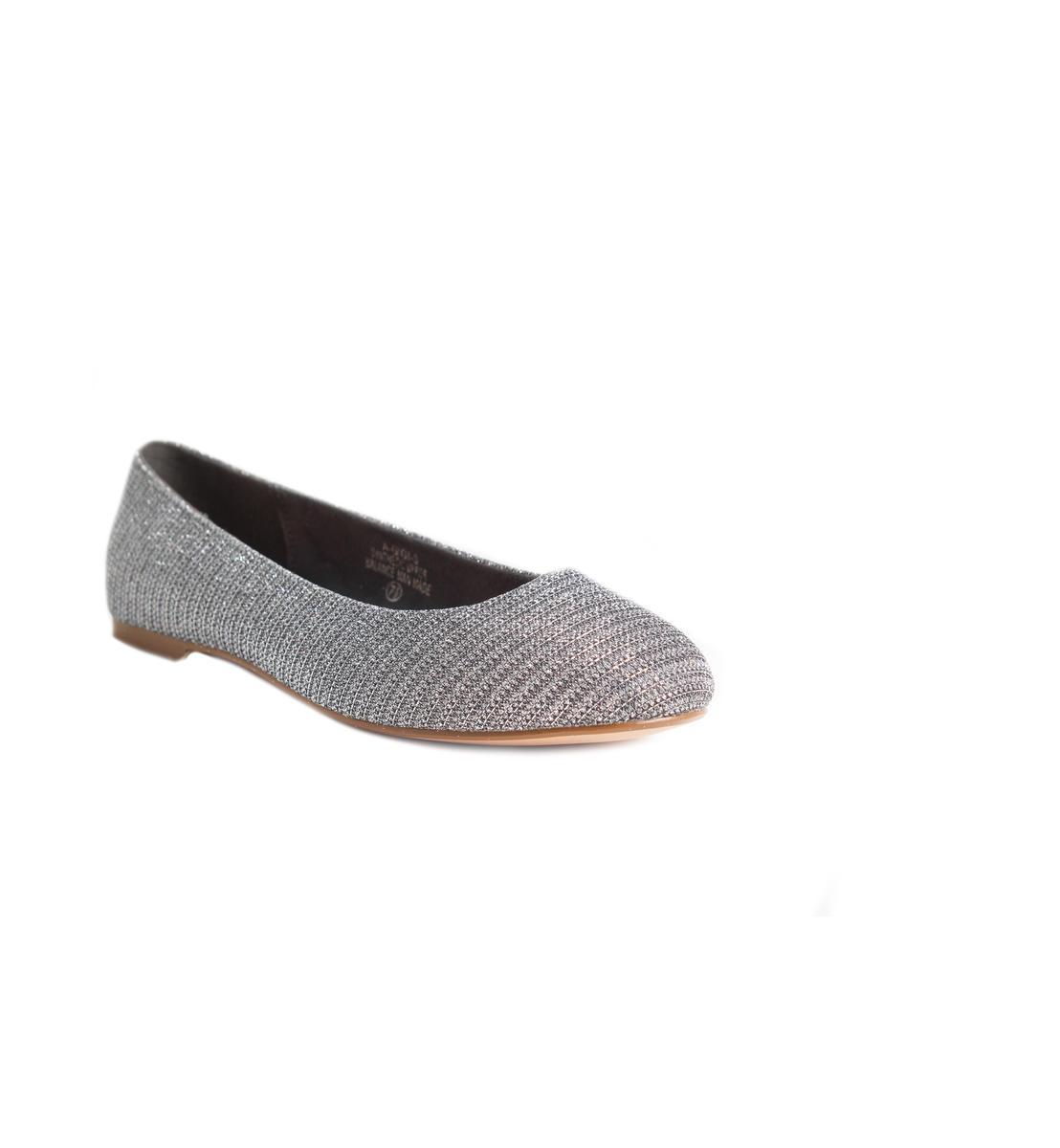Flat Ballerina Shoe