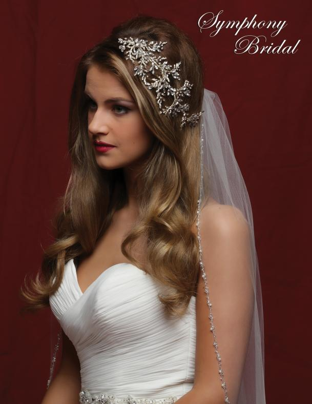 Symphony Bridal Veil