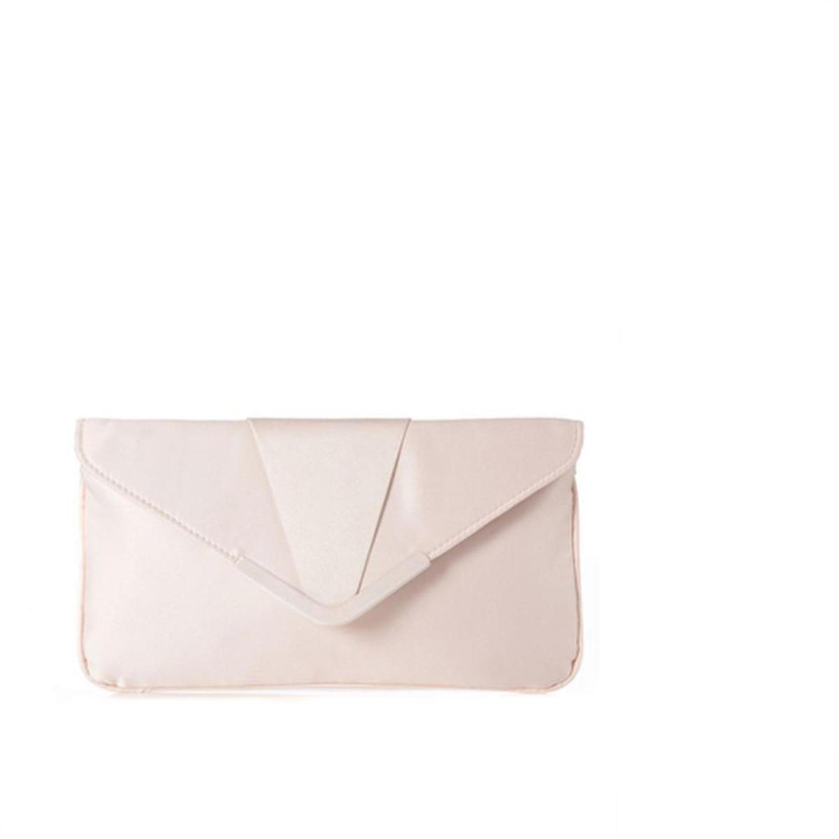 Satin Envelope Wristlet