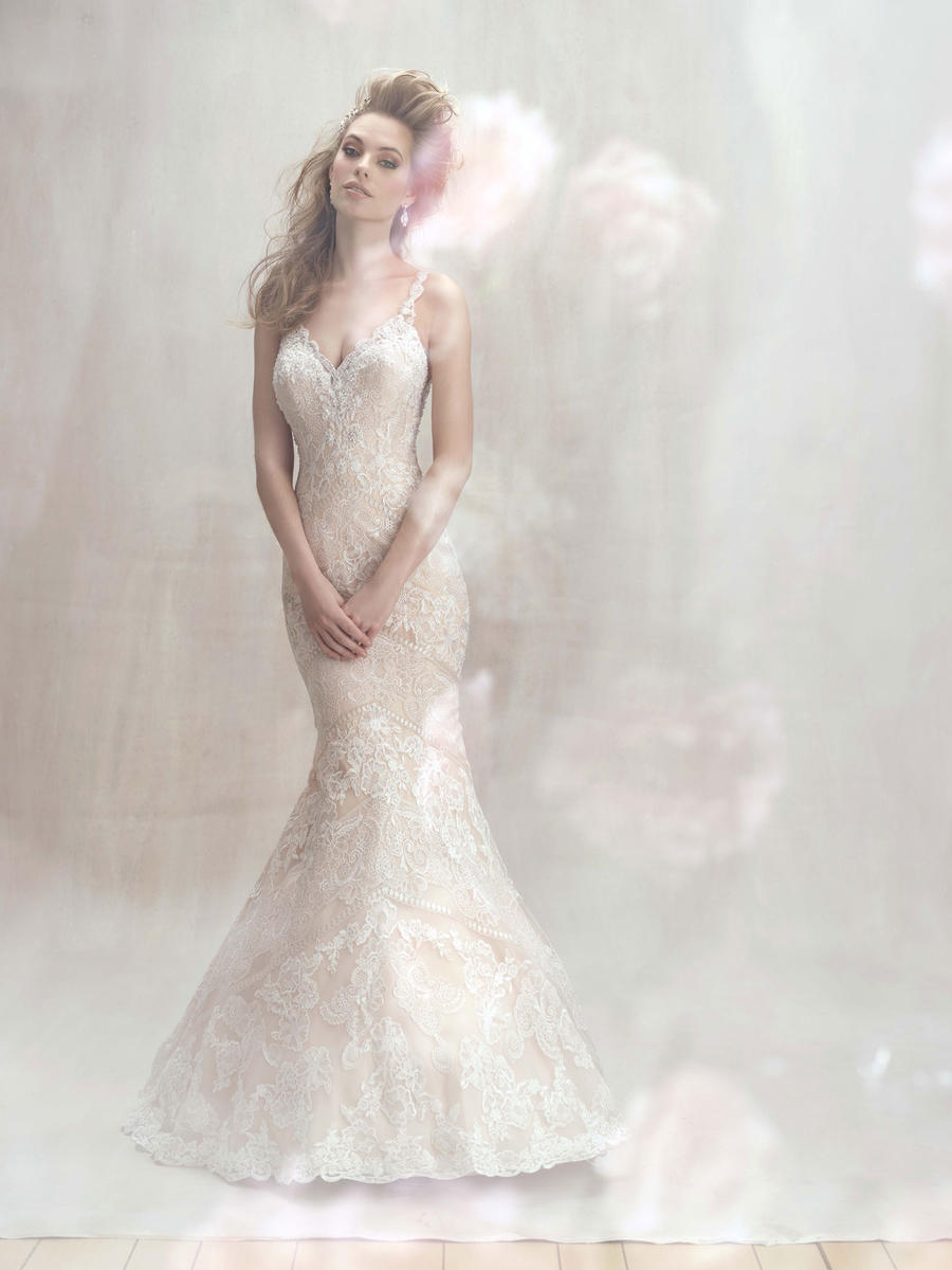 Allure Couture Sample Dress