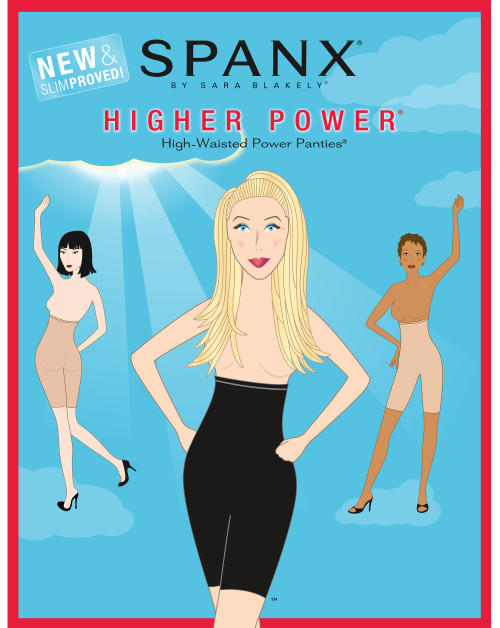 Spanx Higher Power Undergarments