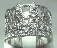 Miss USA Crown Ring