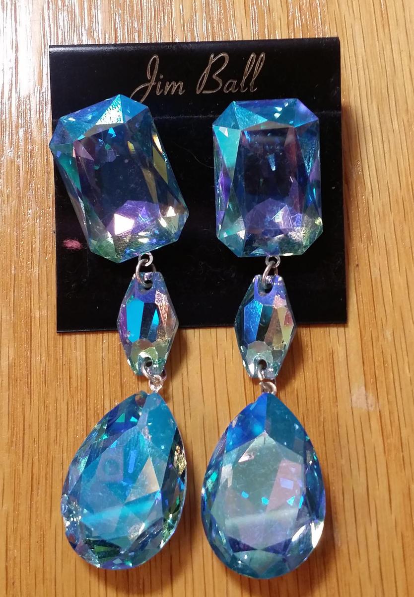 Jim Ball Earrings Ce1115
