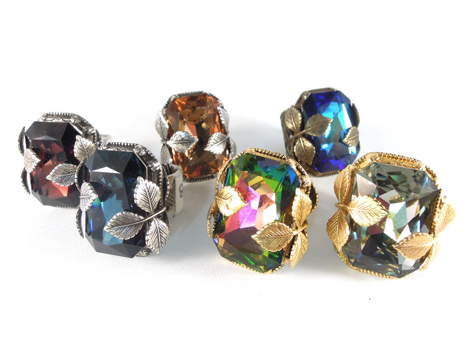 Jewel of the Nile Ring