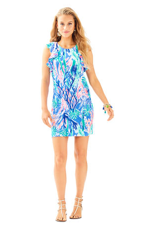 Lilly Pulitzer-ESMERALDA DRESS