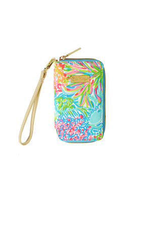 Lilly Pulitzer-Tiki Palm Iphone Cover
