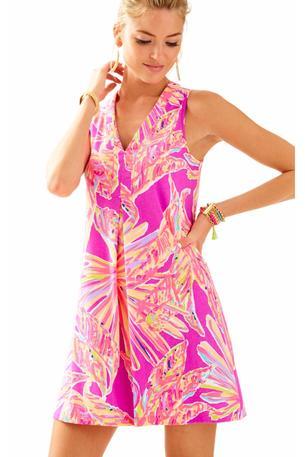 Lilly Pulitzer-Amina Dress